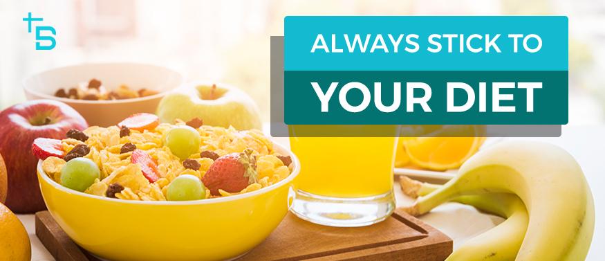 Always-Stick-to-Your-Diet