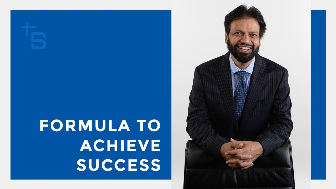 Formula to Achieve Success